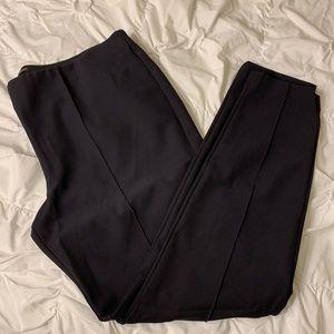 Express Dress Pant Leggings (black)